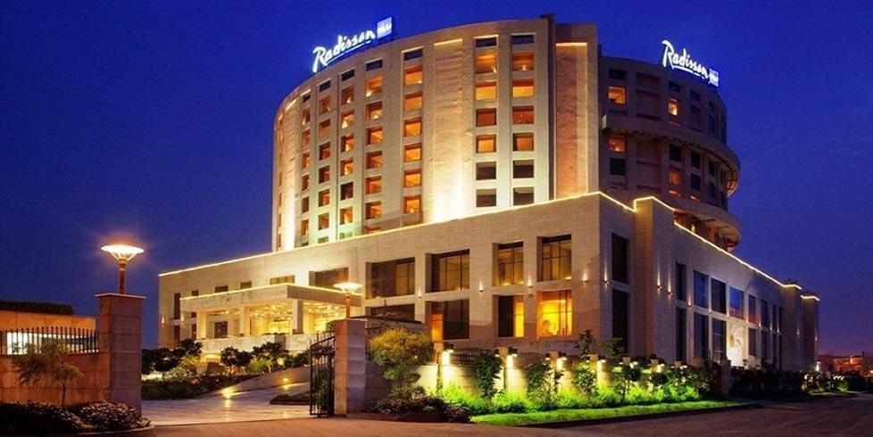 Radisson-Blu-Hotel-New-Delhi-Dwarka- Top 7 Luxury Hotels near Delhi Airport