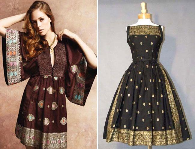 10 Ways Of Reusing Old Silk Saree This Festive Season