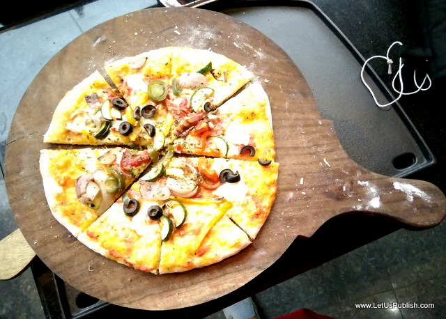 Weber's Grill Academy - Grillled Pizz