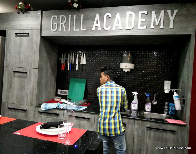 Weber's Grill Academy MG Road