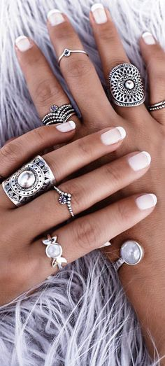 boho accesories for fingers
