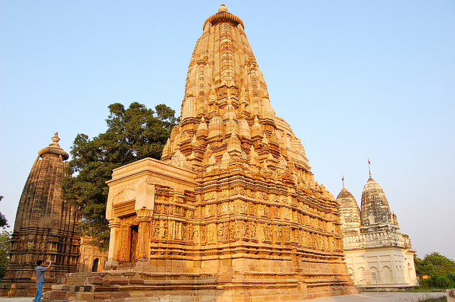 Jain Temple of Khajuraho