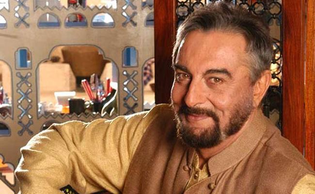 Kabir Bedi in bigg boss