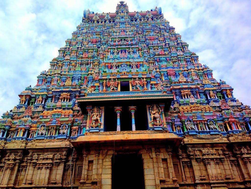 Meenakshi Amman Temple - Tamil Nadu