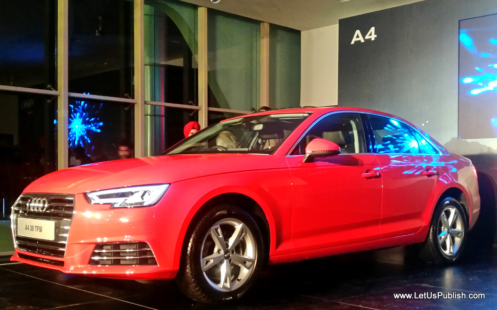 new-audi-a4-side-view