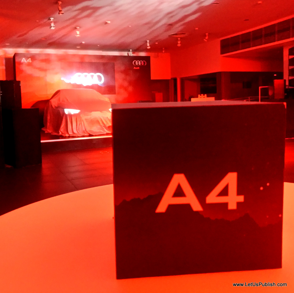 new-audi-a-4-launch-gurgaon
