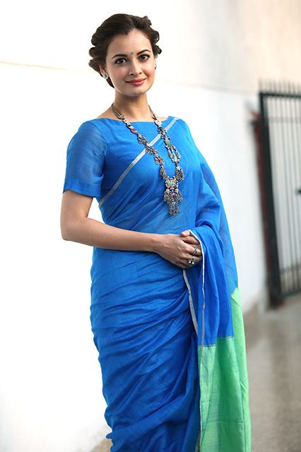 silk-saree-for-working-women