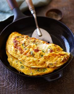 omelete for best pre workout meal