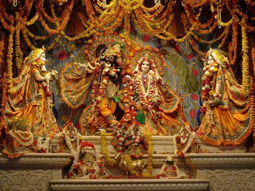 Virndavan - Famous Indian Temples