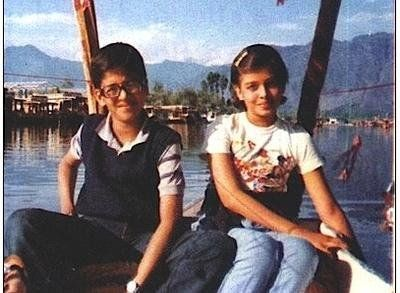 aishwarya-rai-baby-and-childhood-pictures-with-brother-adita