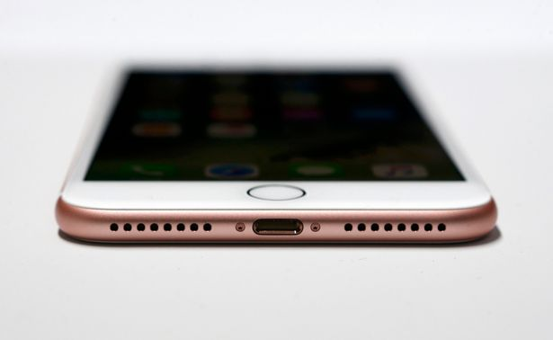 an-iphone-7-is-displayed-during-an-apple-media-event-in-san-francisco