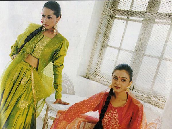aishwaraya-and-modeling-career