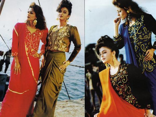 aishwarya-modeling-days