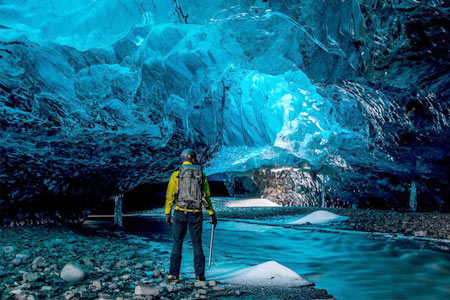 ice-caves-iceland - 5 Adventure International Holiday Destinations