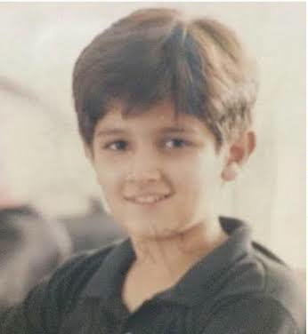 rohan-mehra-in-his-childhood-days