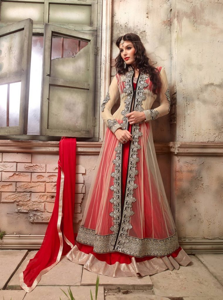anarkali-lehenga-best-wedding-lehenga-design