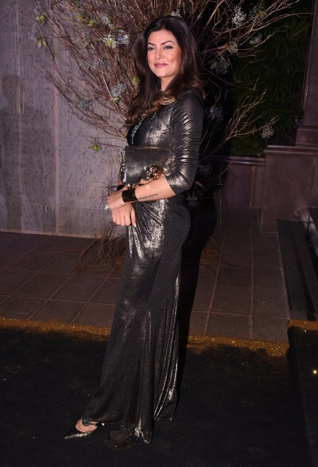 Shilpa Shetty at Manish Malhotra's birthday party
