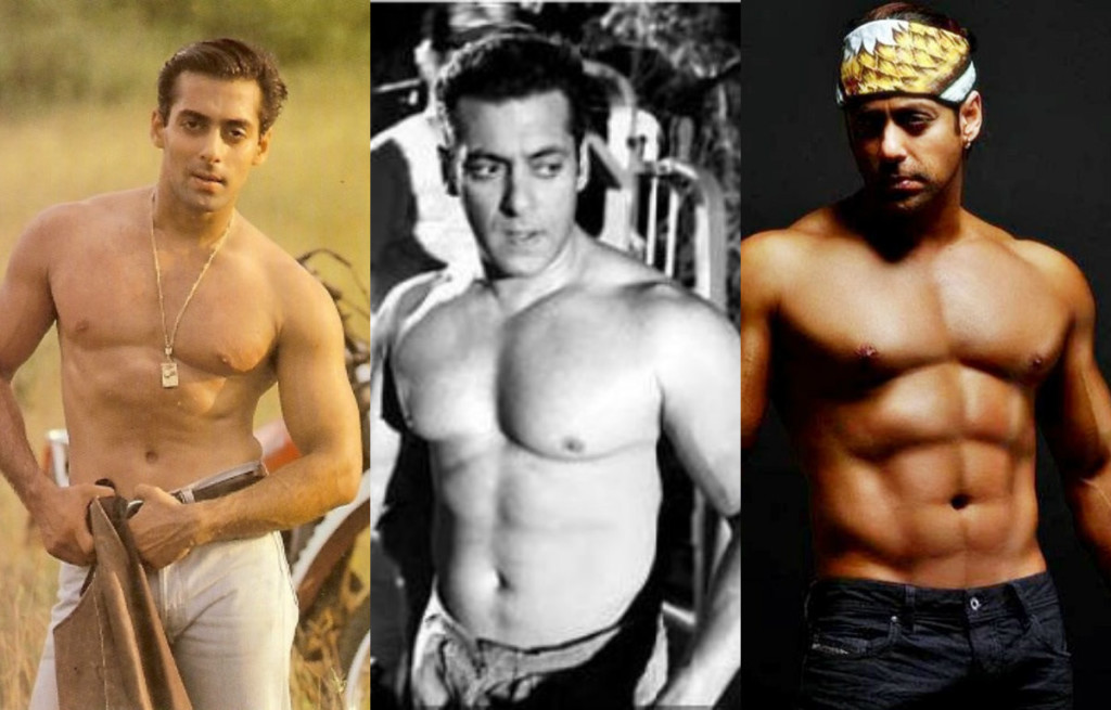 Salman Khan Shirtless image