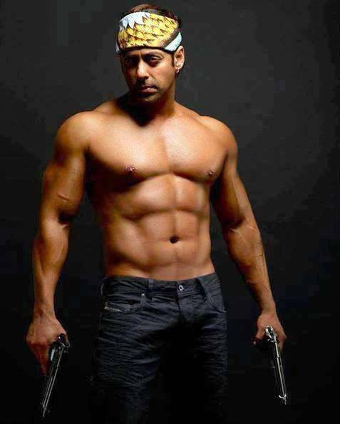 Shirtless Salman Khan Pictures Then And Now - Let Us Publish-1698