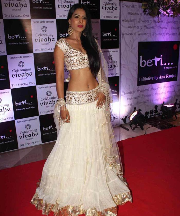 Nia Sharma in Indian Wear