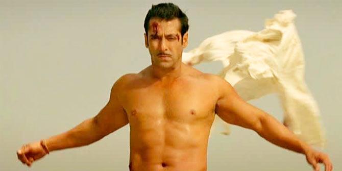 Shirtless Salman Khan Pictures Then And Now - Let Us Publish