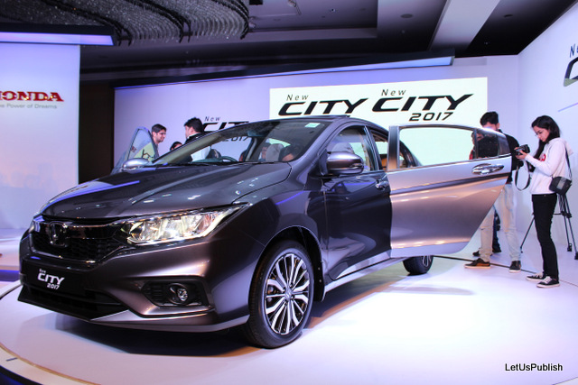 New honda city 2017 launched check price pictures and for New honda city 2017