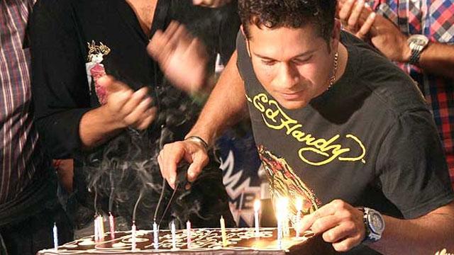 Happy Birthday Sachin Tendulkar