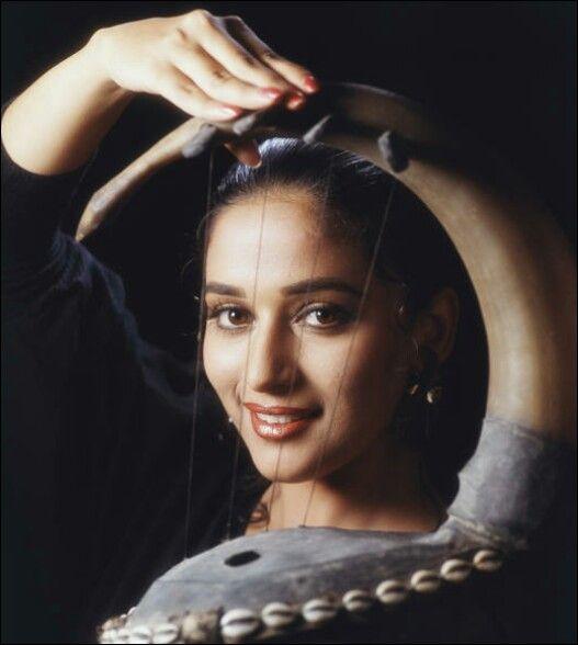 Rare Pictures of Madhuri Dixit