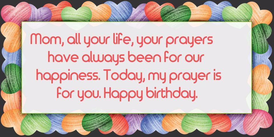 Quotes to Wish Happy Birthday Mom