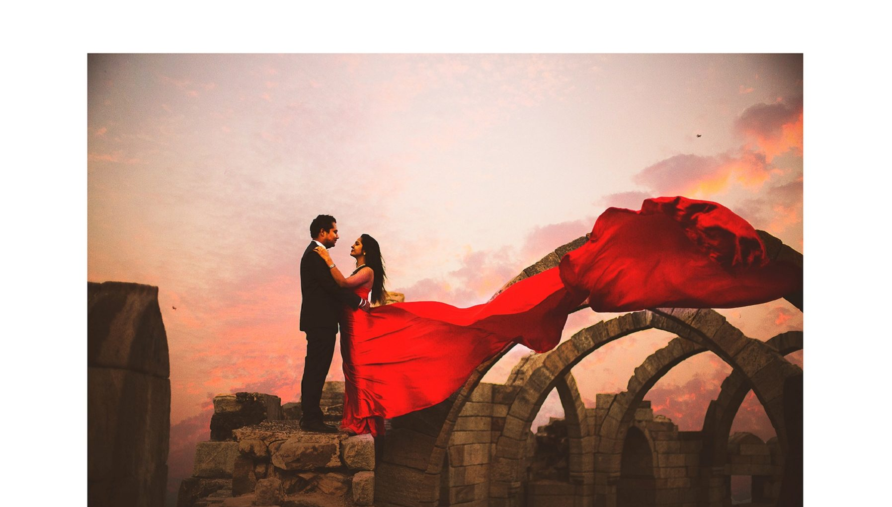 Best Themes For Your Pre Wedding Shoot