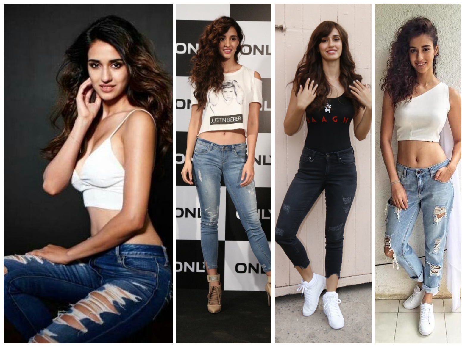 Bollywood's leading ladies who loves to endorse Ripped Jeans - Disha Patani