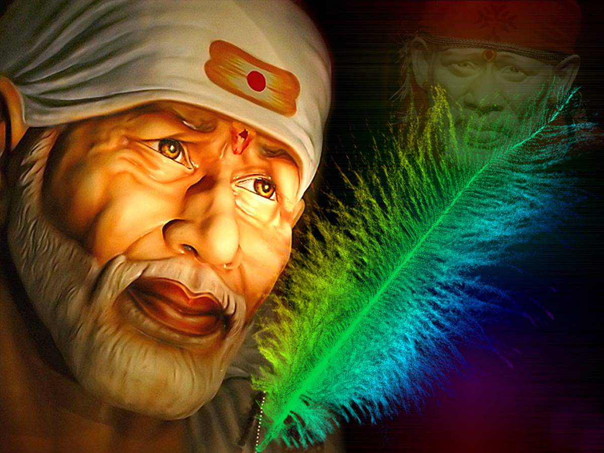 Hd wallpaper sai baba - These Shirdi Sai Baba Wallpapers Will Melt Your Heart
