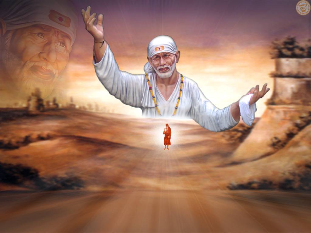 These Shirdi Sai Baba Wallpapers Will Melt Your Heart