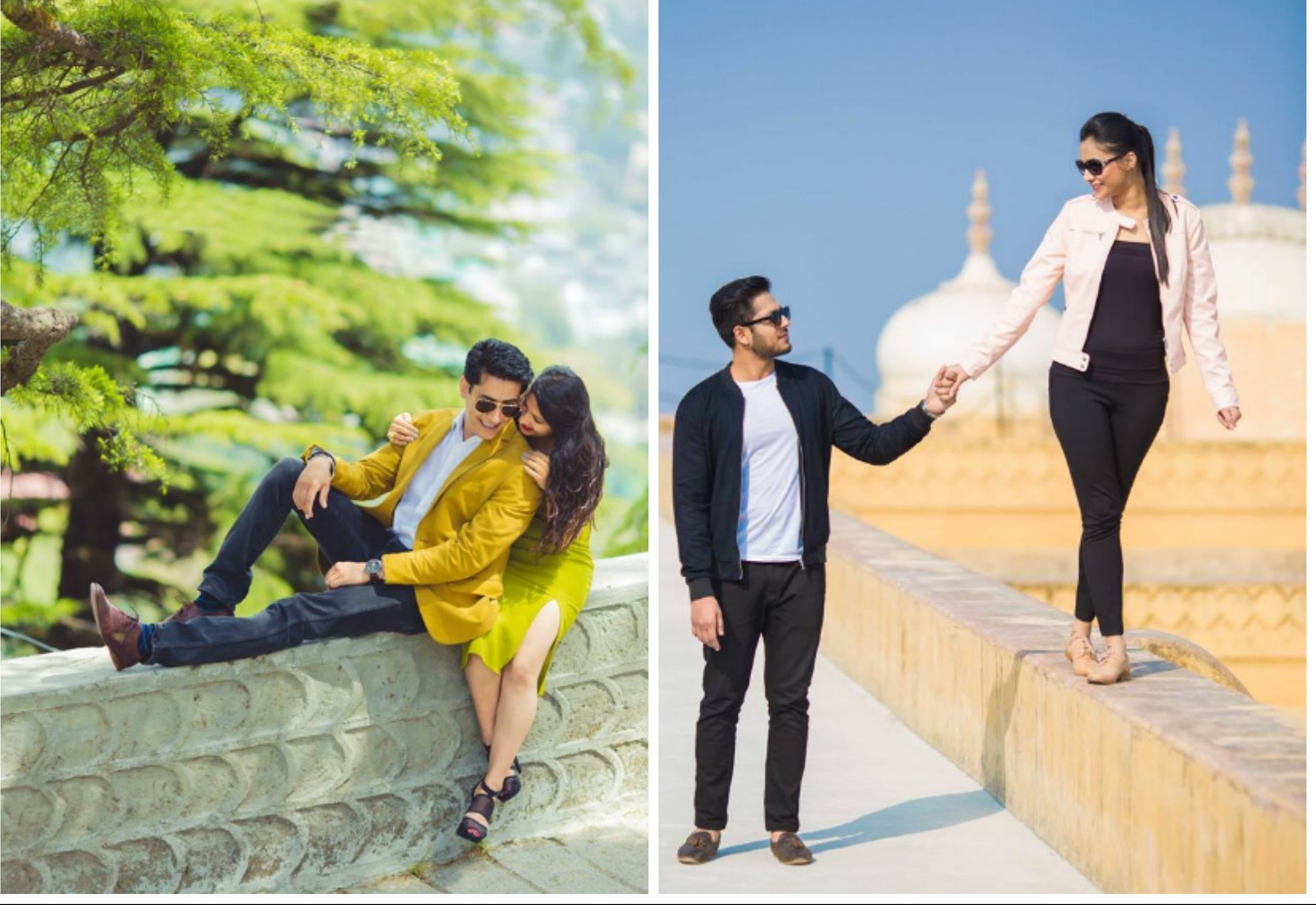 Stunning Pre-Wedding Photo Shoot Ideas