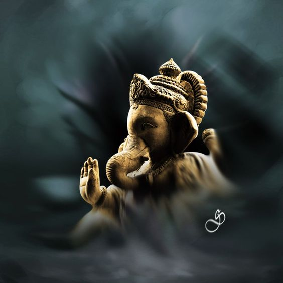 Shri Ganesh Hd Wallpaper: Lord Ganesha HD Wallpapers, You Must Download Few Of Them