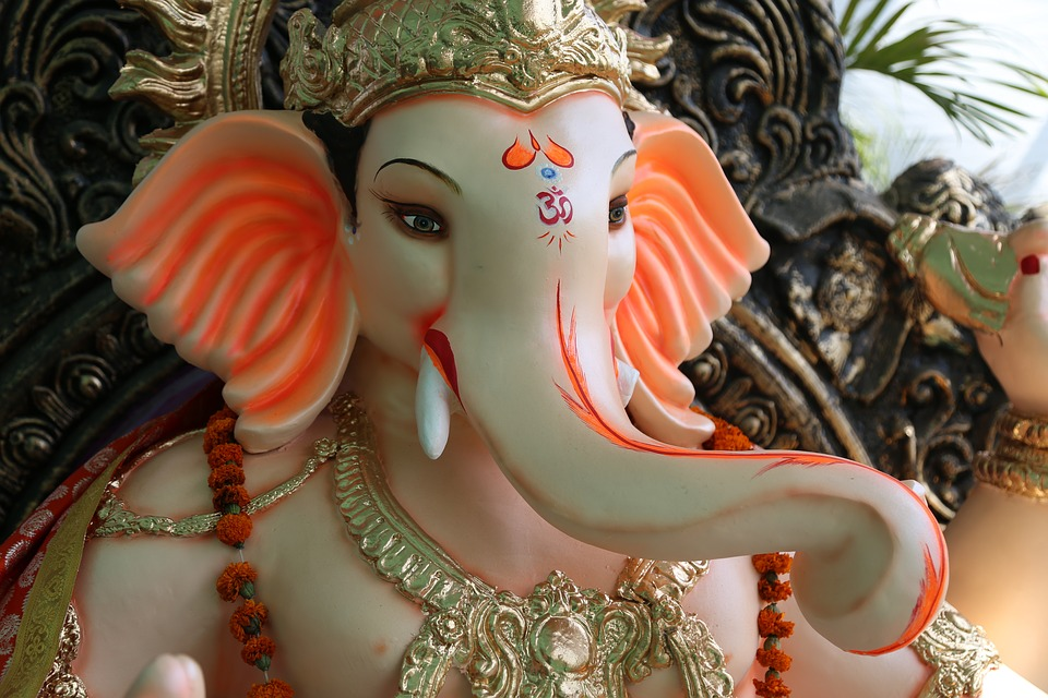 Ganesha Hd New Wallpapers Free Download: Lord Ganesha HD Wallpapers, You Must Download Few Of Them