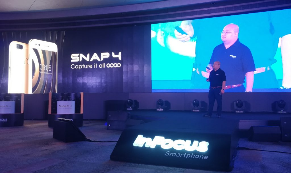 InFocus Launched Latest Smartphones Snap4 Turbo 5Plus