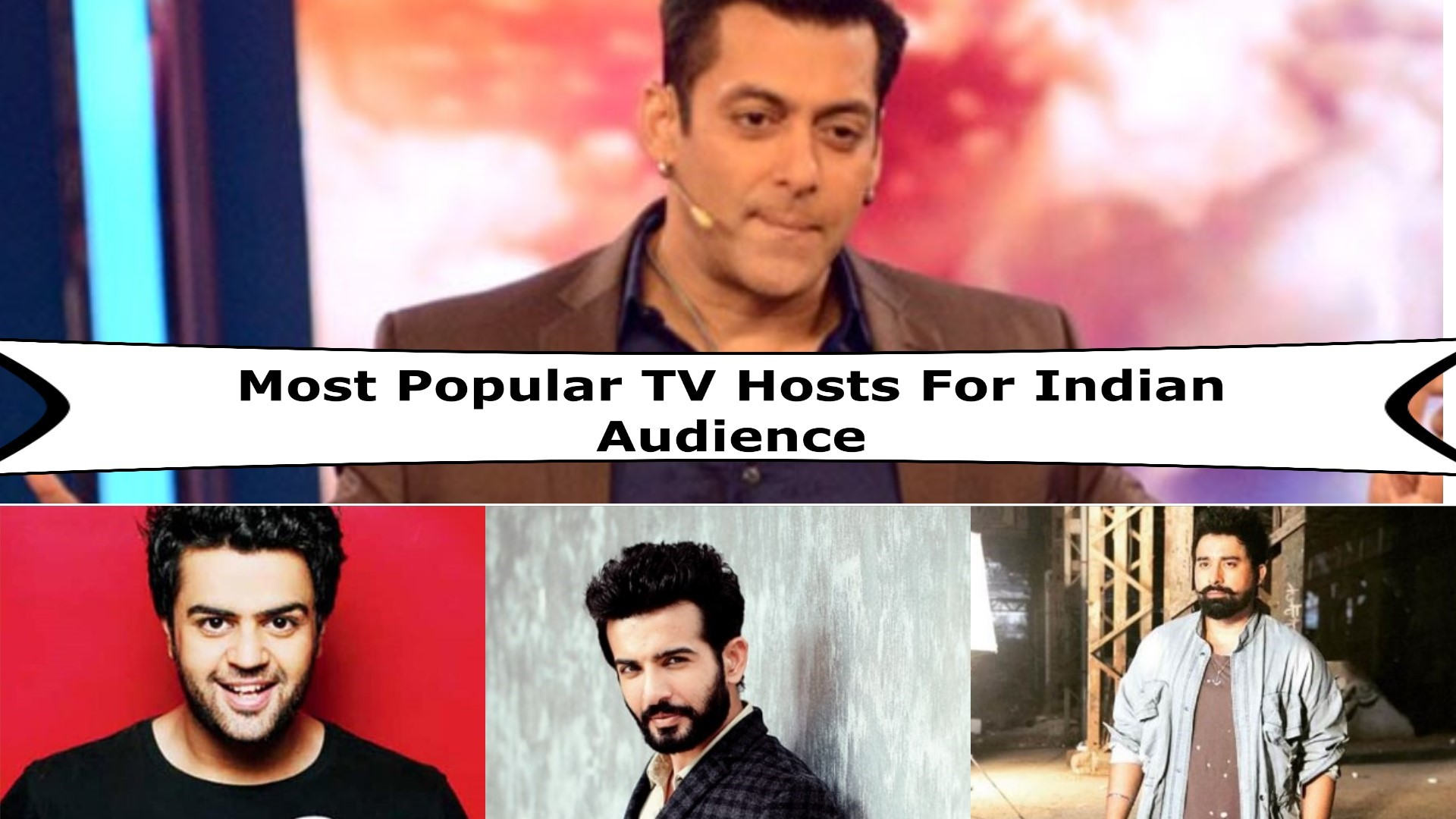 most popular tv hosts for indian audience let us publish