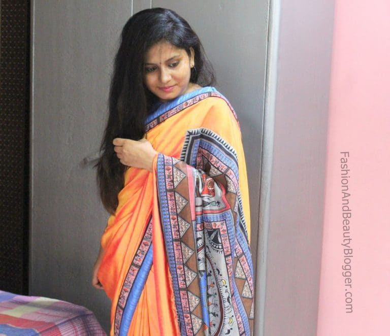 Saree Pic Trend Lockdown