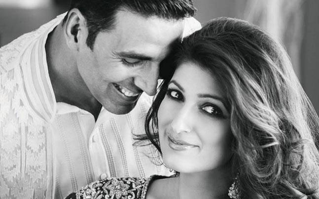 Akshay Kumar & Twinkle Khanna - Most Beautiful Real Life Bollywood Couple