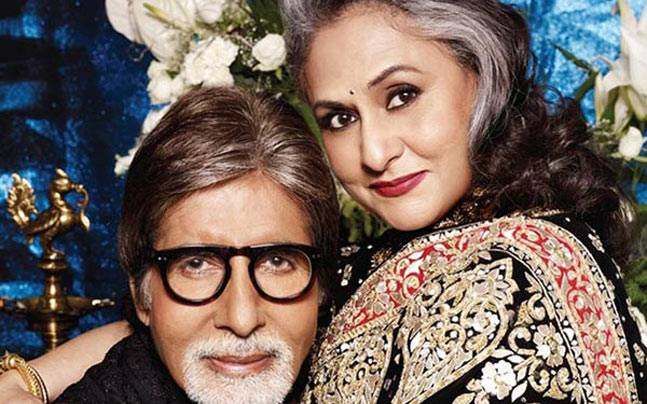 Amitabh Bachchan & Jaya - Most Beautiful Real Life Bollywood Couple