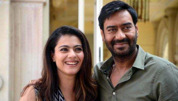 Ajay Devgn & Kajol - Most Beautiful Real Life Bollywood Couple