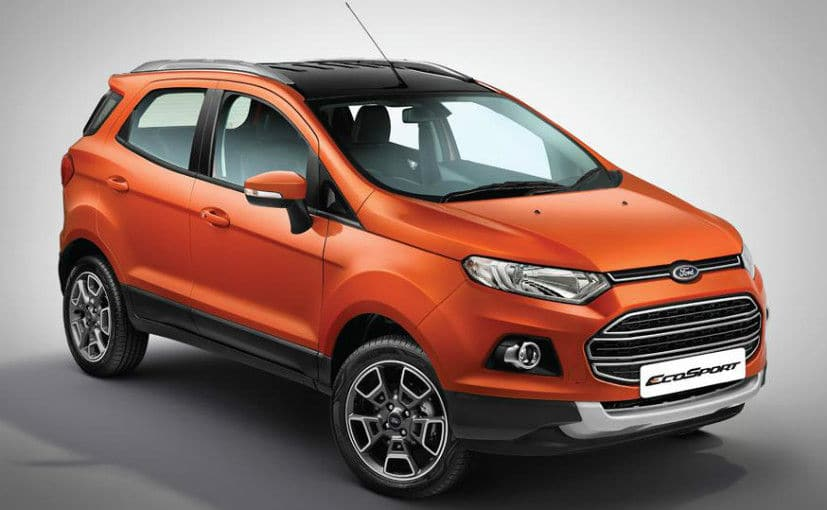 Best cars for women in India for 2018 - Ford Eco Sport