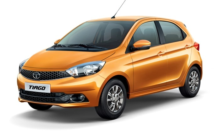 Best cars for women in India for 2018 - Tata Tiago