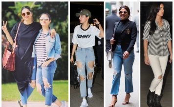 Bollywood's leading ladies who loves to endorse Ripped Jeans