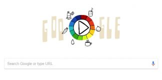 The Google Doodle for S.P.L. Sørensen is the cutest thing online today