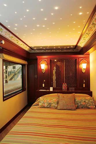 Prsedential suite Bedroom Picture